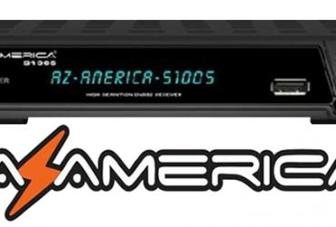 Azamerica S1005 HD - FREESAT CS