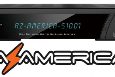 atualização azamerica s1001 fresat cs
