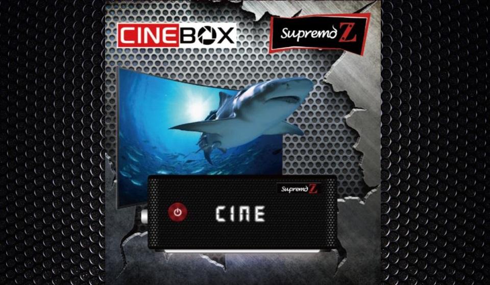 Atualização Cinebox Supremo Z – 13/06/2019