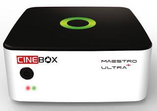 Freesat : Coloque seu Cinebox Maestro Plus Ultra para funcionar
