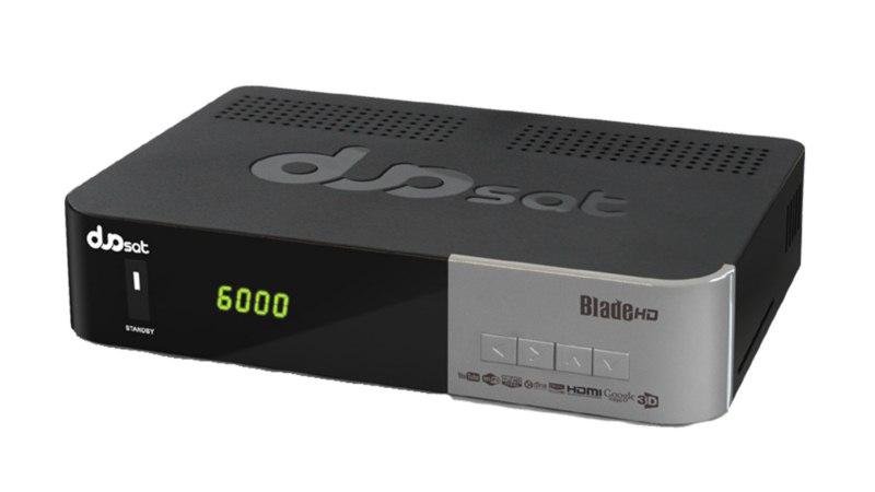 Duosat Blade HD Antigo funcionando com FreesaT